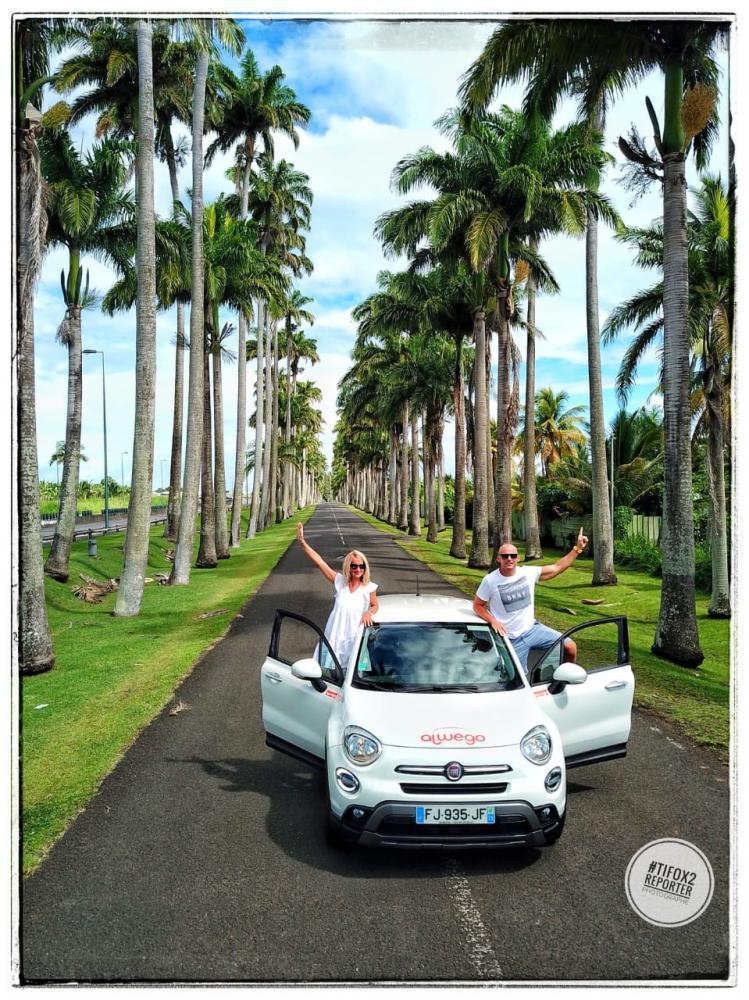 Activté Guadeloupe avec Alwego