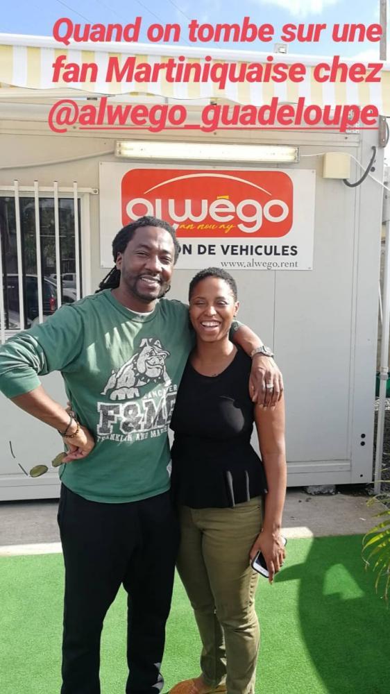 Faites comme Noom DIAWARA - Louer une Auto chez Alwego Guadeloupe
