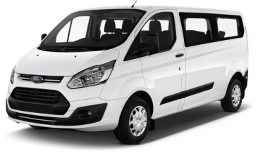 Ford transit 9 places Martinique Guadeloupe - minibus