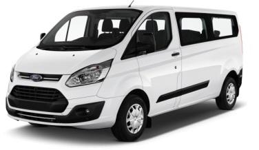 Ford transit 9 places Martinique Guadeloupe - minibus