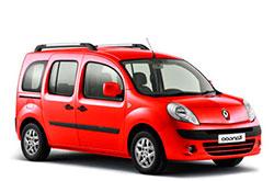 Renault Kangoo 7 places ou similaire