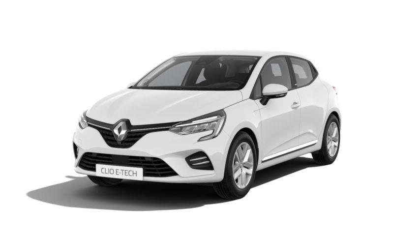 Renault Clio E-Tech Hybride BVA essence