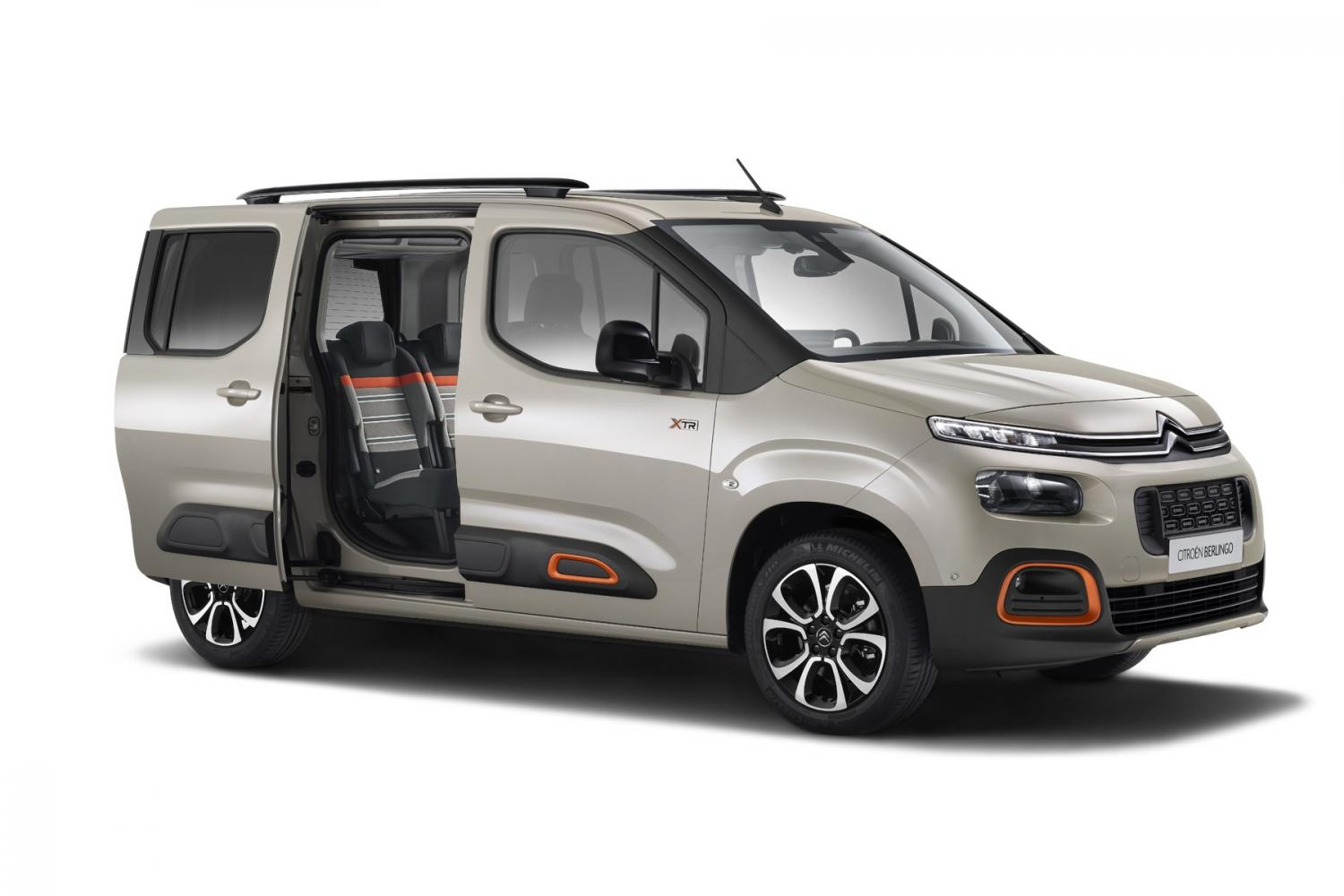 Citroen Berlingo 7 places Automatique ou similaire
