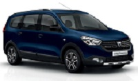 GG -Dacia Lodgy 7 Places ou similaire