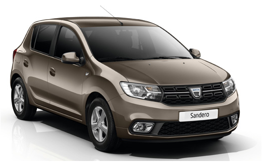 DDE -Dacia Sandero 5 portes Boite Auto robotisée