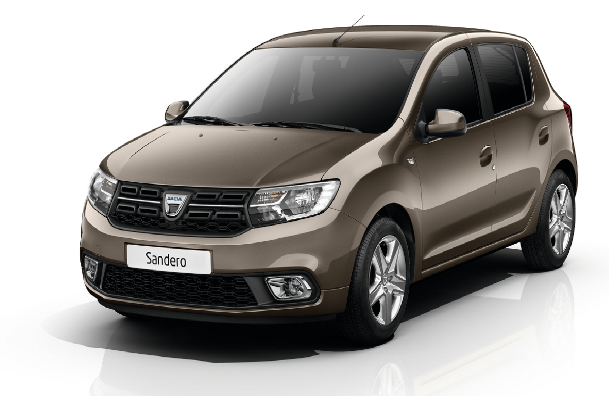 Dacia Sandero 5 portes diesel