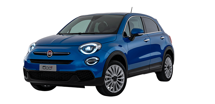 FIAT 500 X automatique essence
