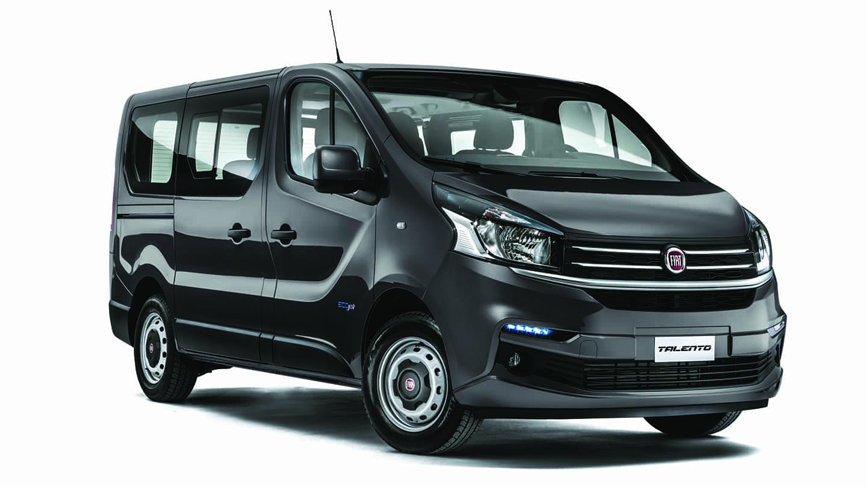 Fiat Talento Pro 9 places Diesel