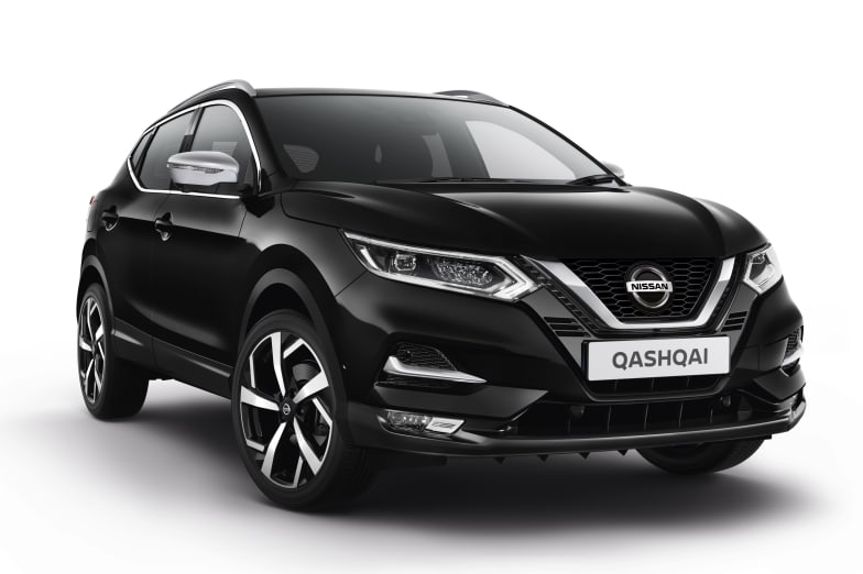 Nissan Qashqai - Boite Automatique