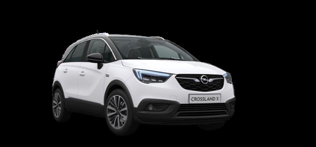 Opel Crossland X Auto 5 ptes Essence ou Simi