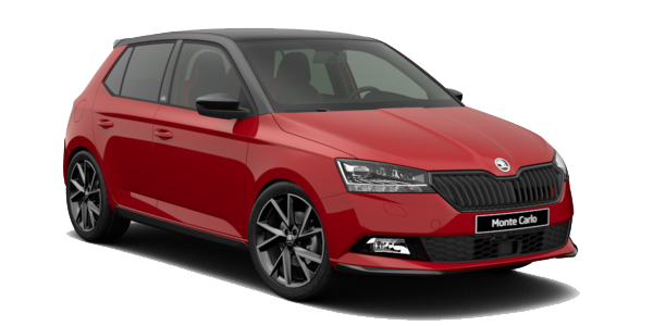 Skoda Fabia Monte Carlo Essence 5 places