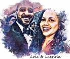 Mariage Loic et Laetitia